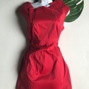 Beautiful Suzi Chin midi dress size 6